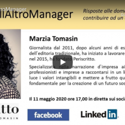 Intervista Marzia Tomasin